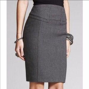 Express High Waist Pencil Skirt Size 4